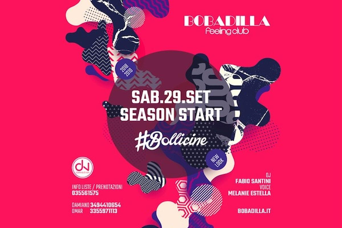 #Bollicine by DV Connection torna a far ballare il Bobadilla di Dalmine (BG)
