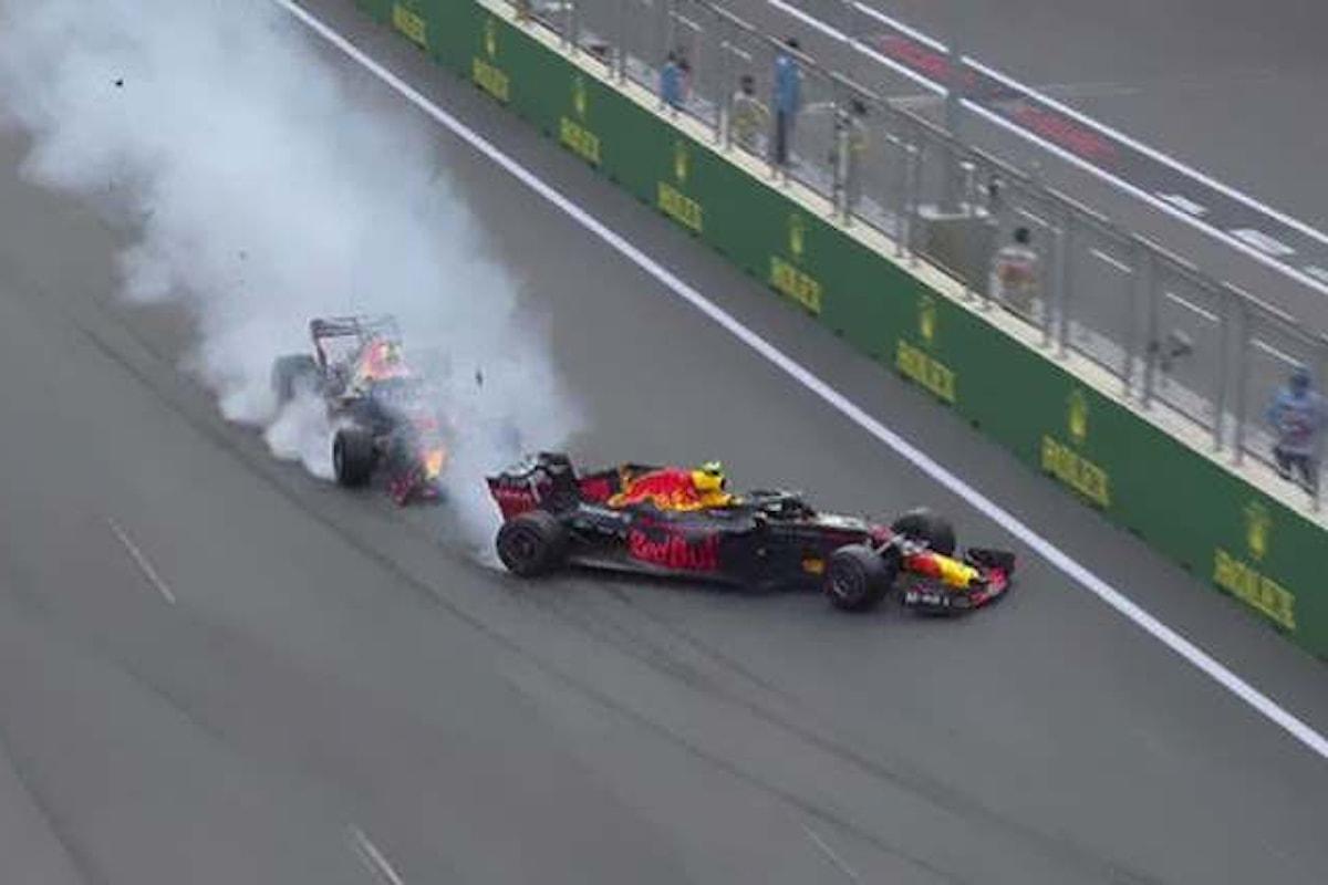 Verstappen, di nuovo assolto anche dopo Baku