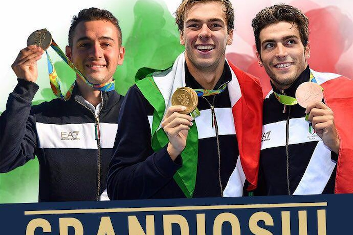 Paltrinieri domina i 1500, Rossetti infallibile nello skeet, Detti secondo bronzo