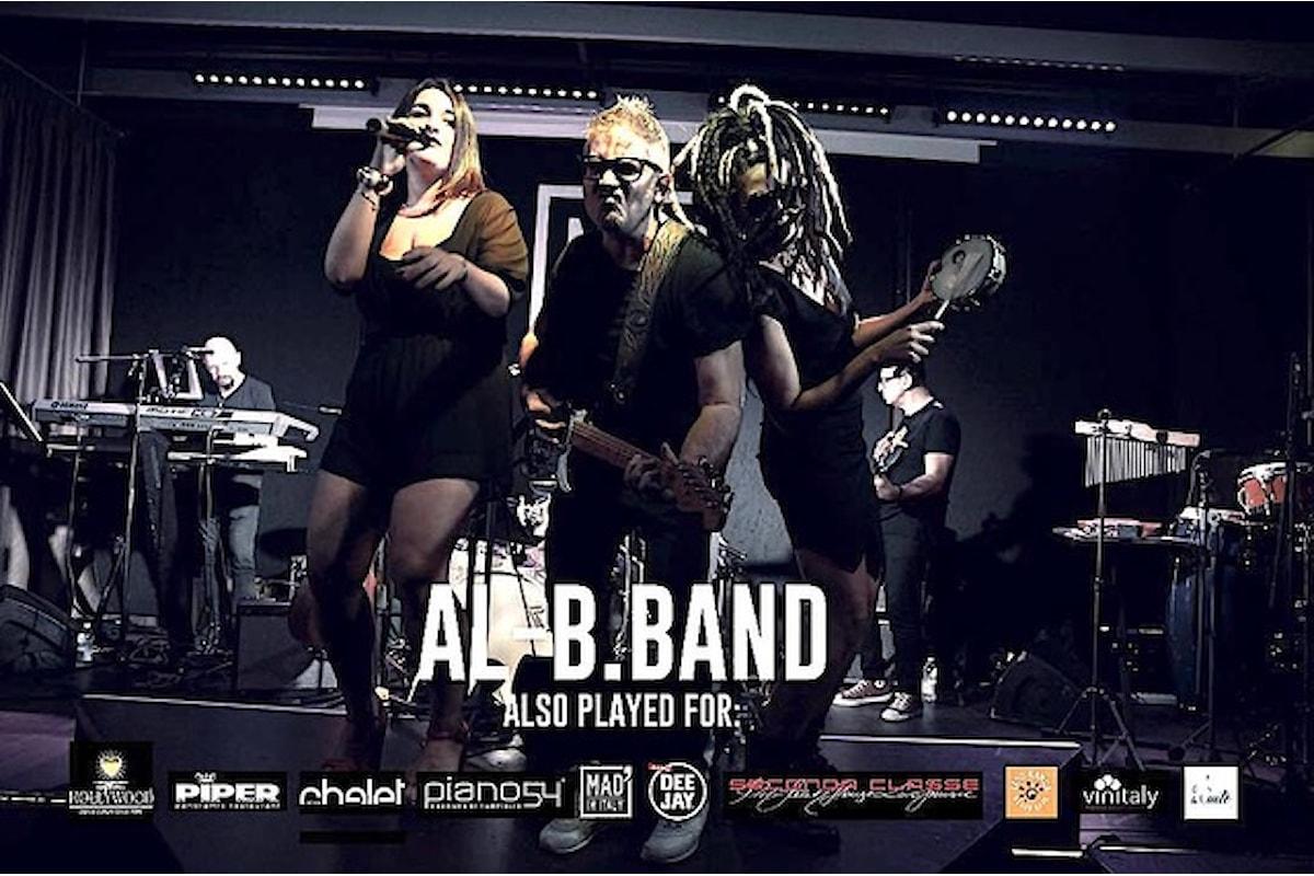 Al-B Band, ad ottobre 2018 continuano a far ballare e divertire il Nord Italia