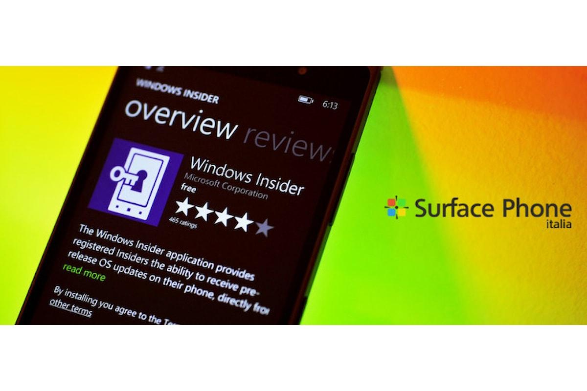Bug Bash: ecco i bug più votati dagli Insider | Surface Phone Italia