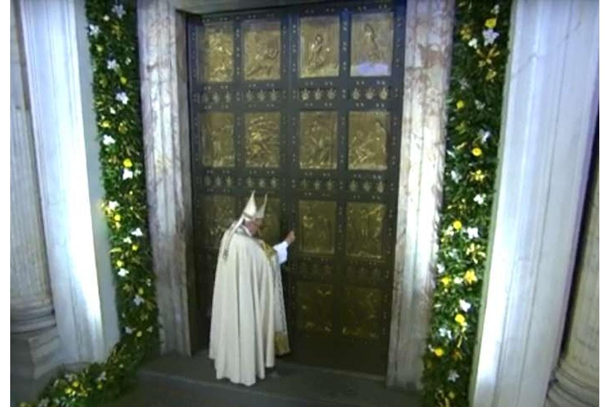 Si è concluso l'Anno Santo della Misericordia