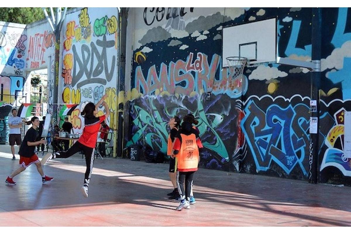 Basket Beats Borders VOL. II, Le Donne nello Sport per la Pace, la Coesione e l'Integrazione