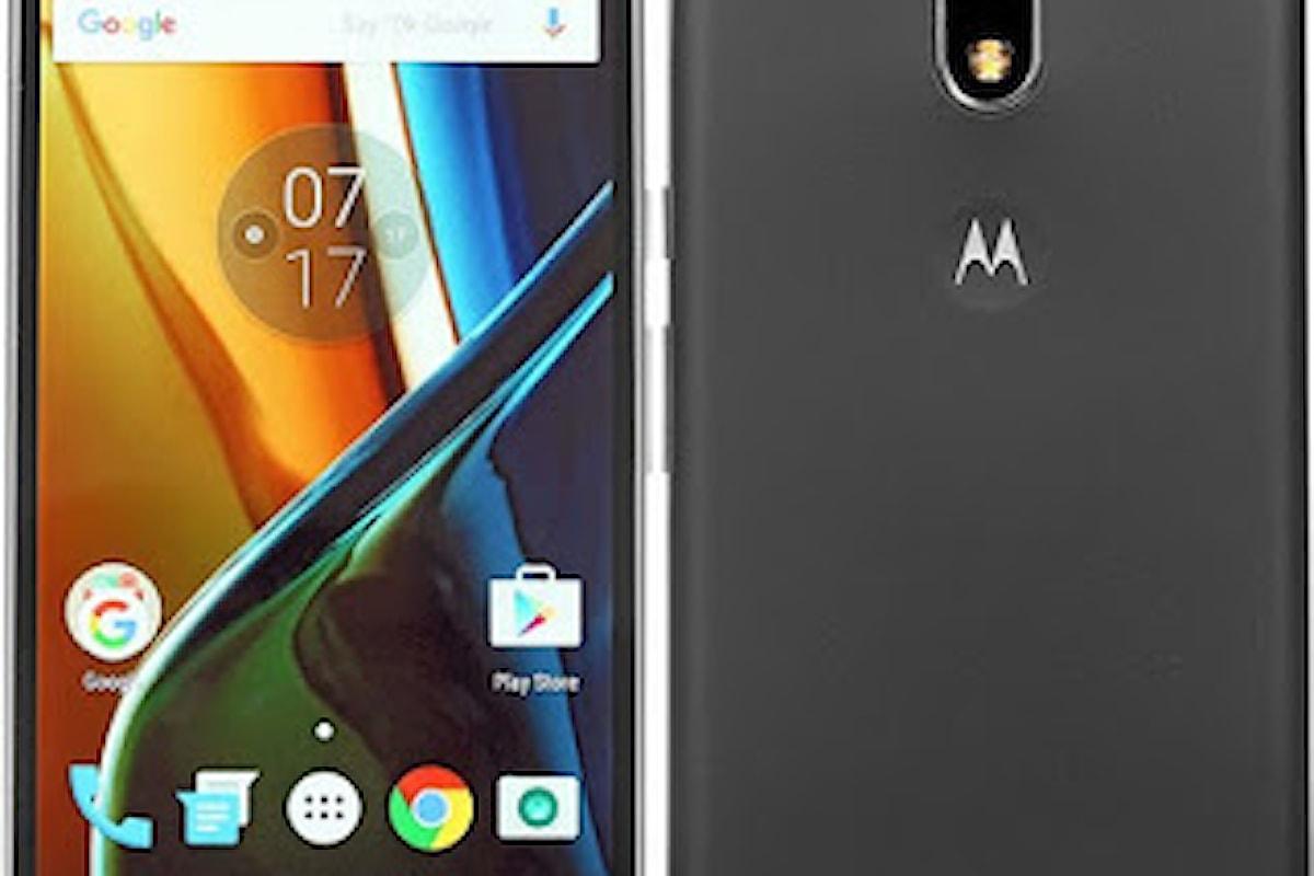 Moto G4 e G4 Plus presentati Ufficialmente da Lenovo
