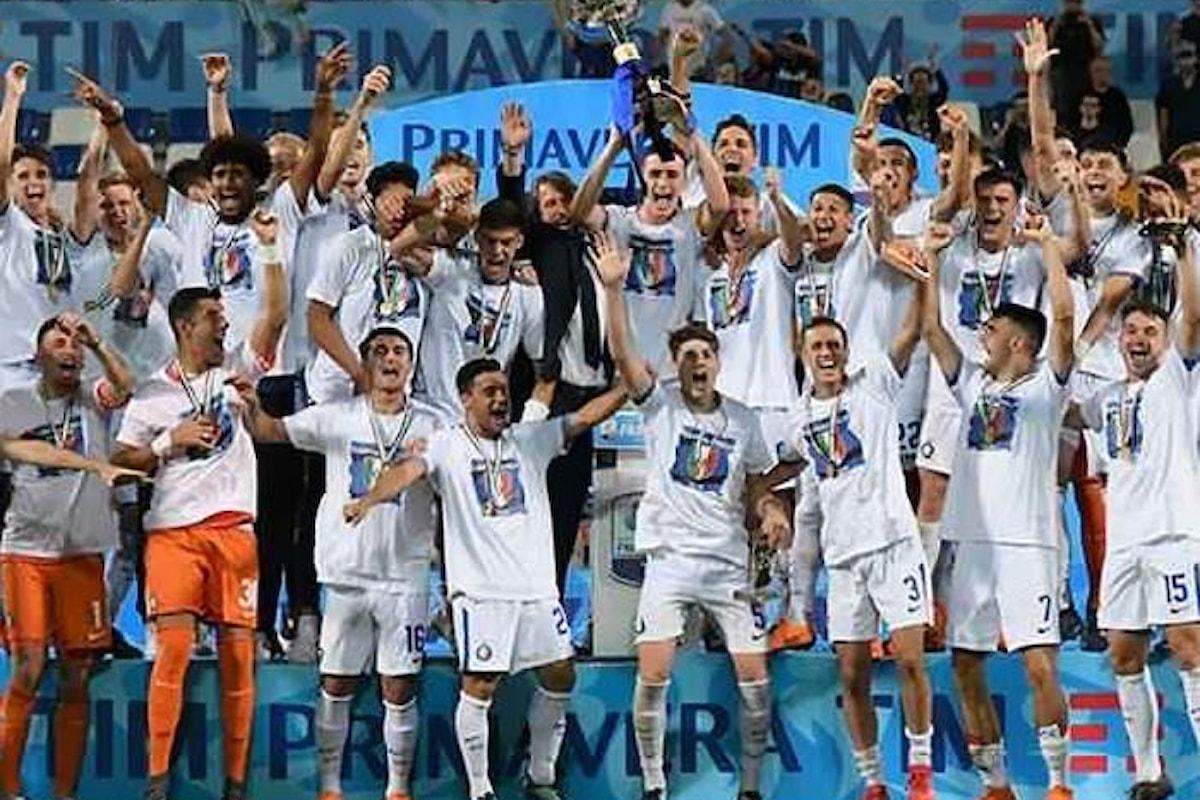 L'Inter è campione d'Italia Primavera anche per la stagione 2017/2018