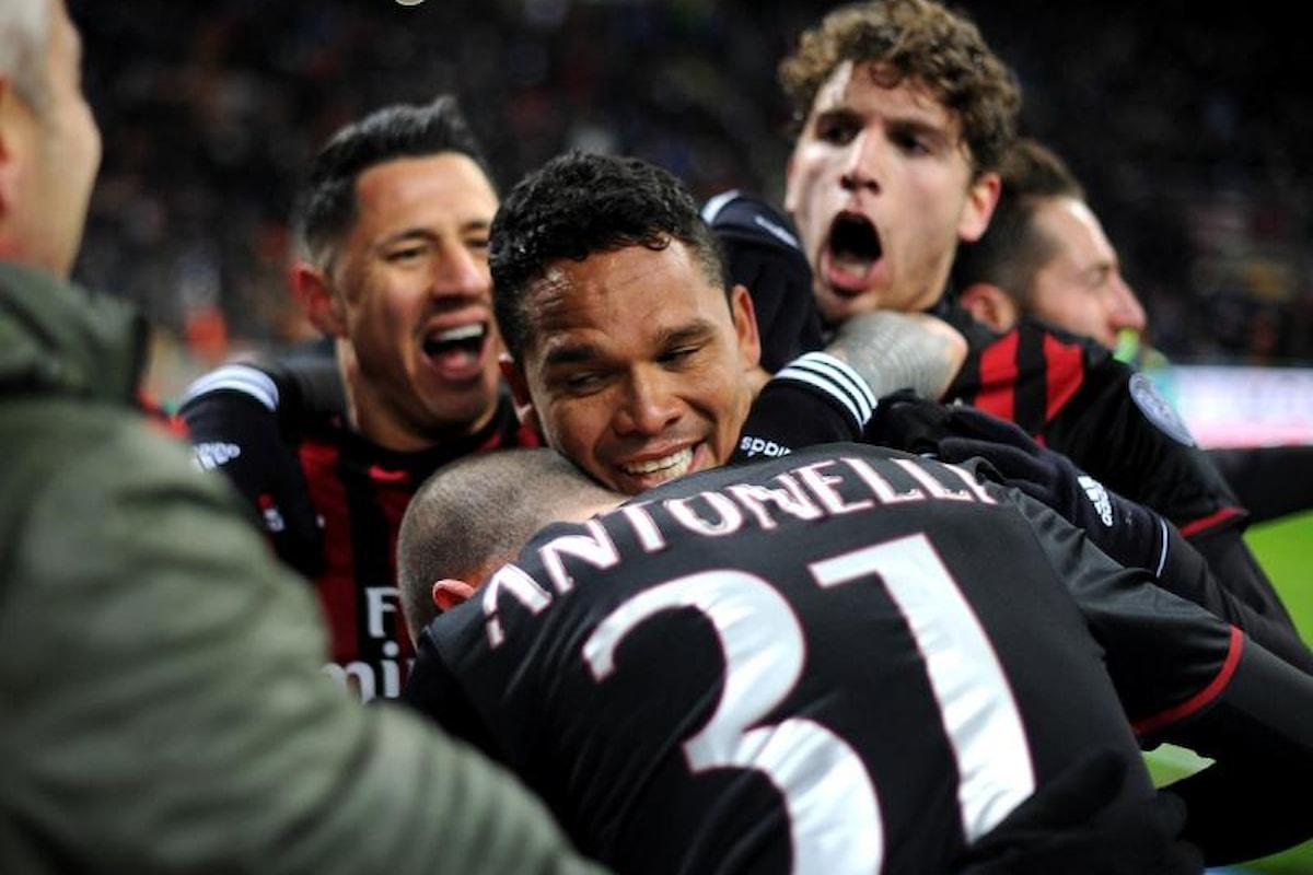 Il Milan è ancora in corsa per l'Europa League nonostante la sconfitta di ieri allo Juventus Stadium. Ecco perché