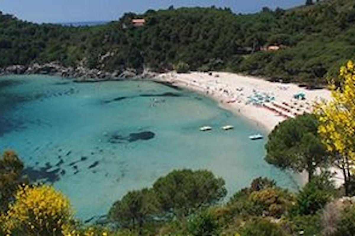 Spiagge dell'Isola d'Elba: la Costa del Sole