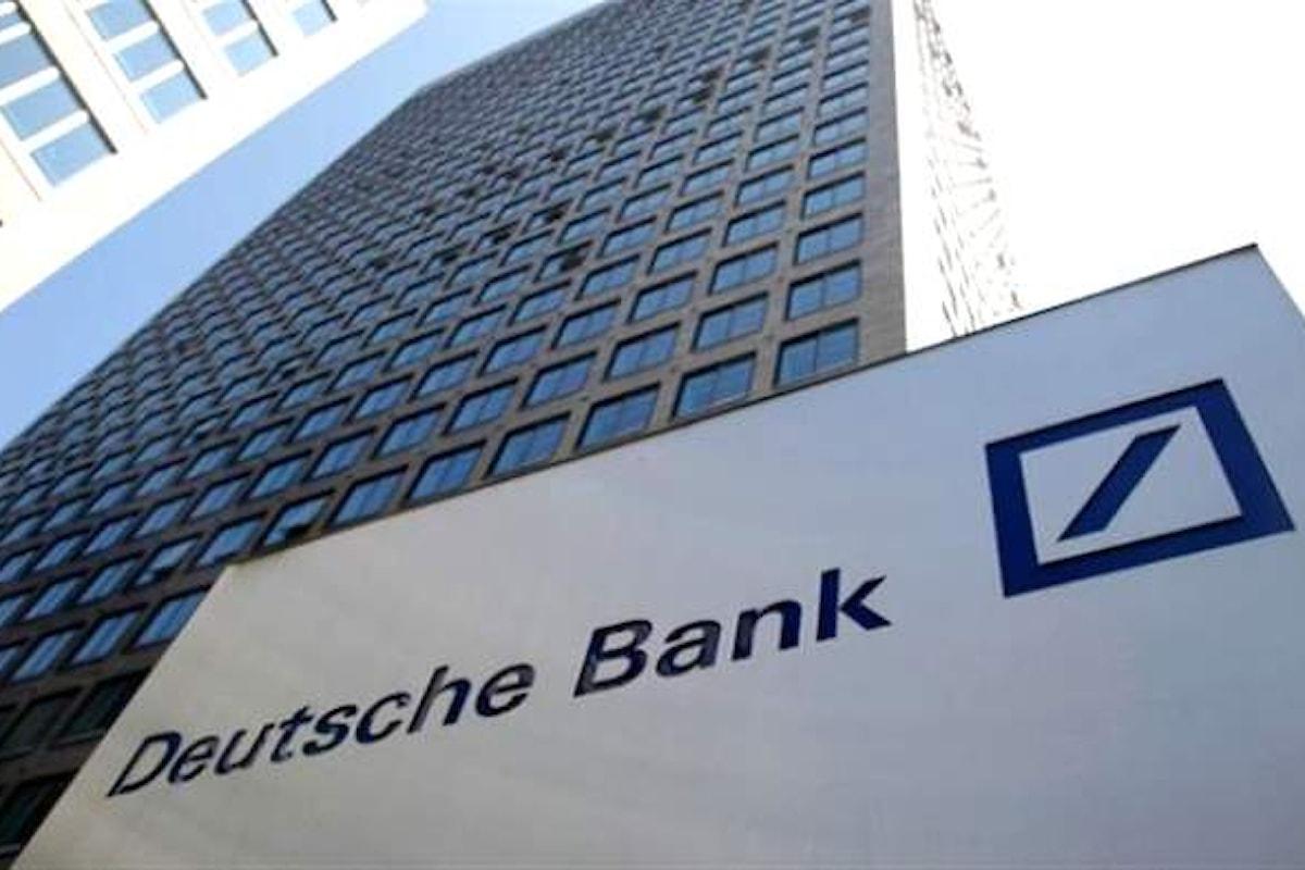 La procura di Trani accusa Deutsche Bank di aver manipolato il mercato sulla vendita dei Btp italiani