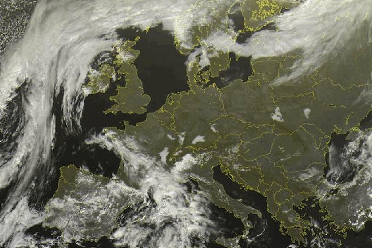 Sardegna, Piemonte e Liguria a rischio alluvione per le piogge eccezionali previste fino a giovedì