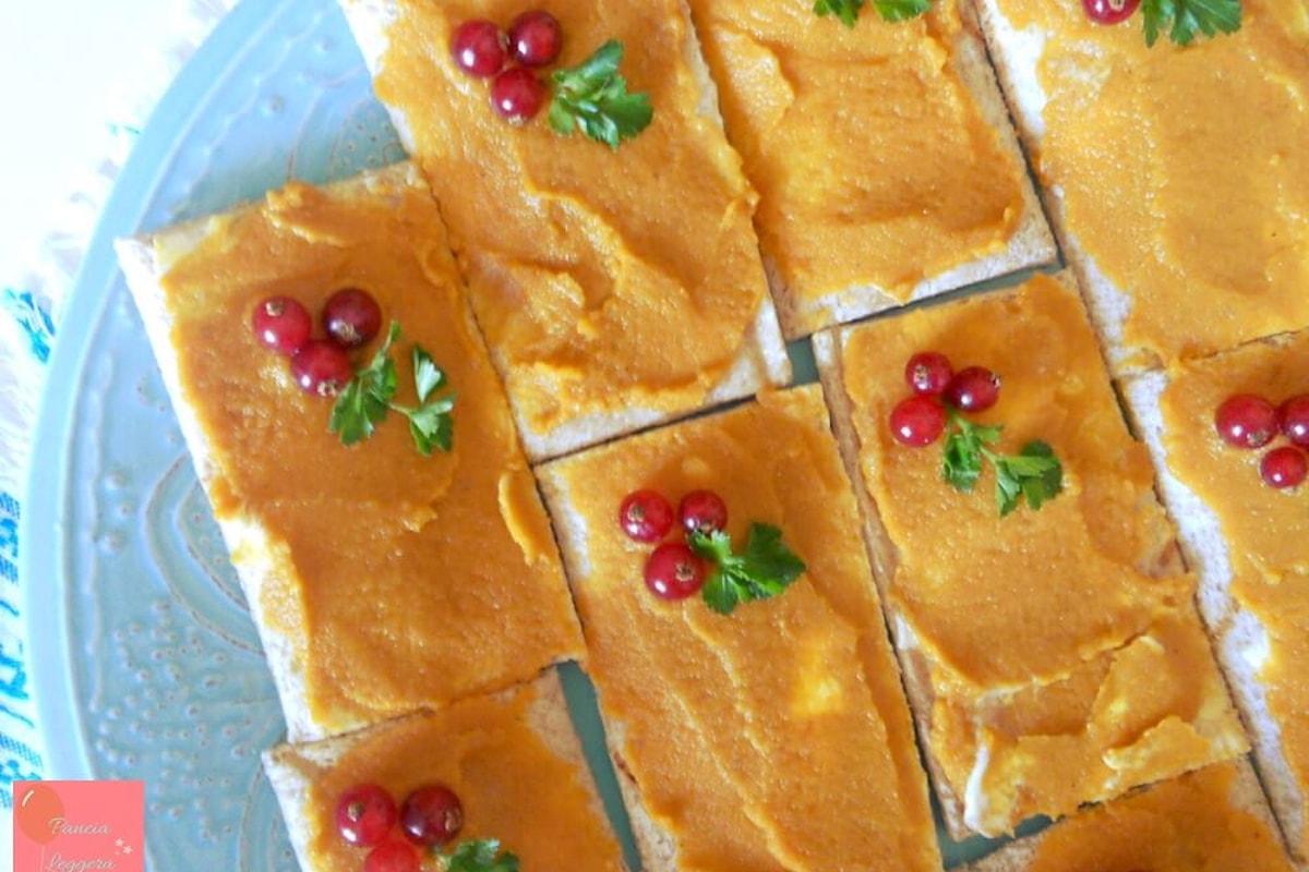 Una ricetta semplice per fare il pieno di omega-3 e betacarotene. Ogni boccone un concentrato di benessere