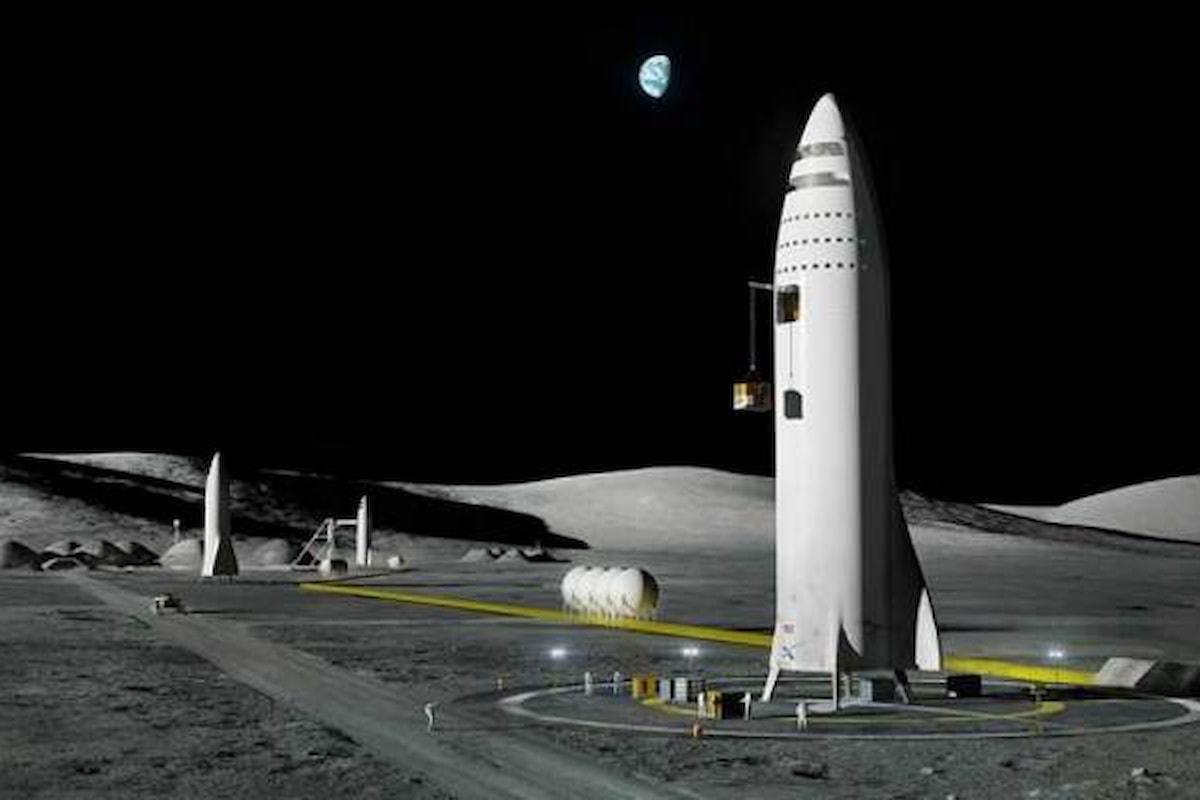 Musk annuncia di avere il primo passeggero per un giro intorno alla luna