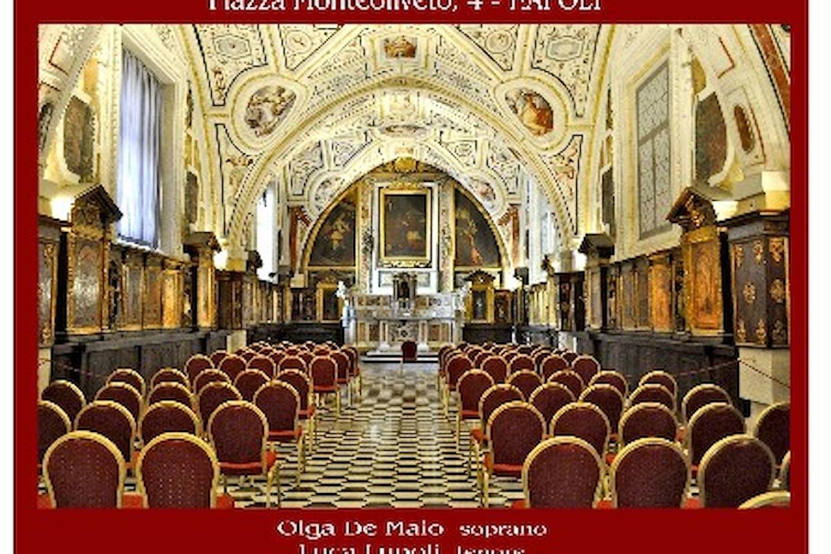 Tradizionale concerto di Noi per Napoli per l'Immacolata 2018