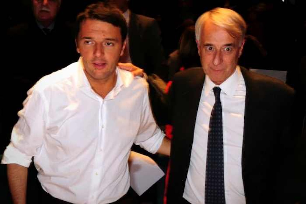 Pisapia vuole sposare Renzi, ma non ha trovato ancora il filtro magico per farlo innamorare