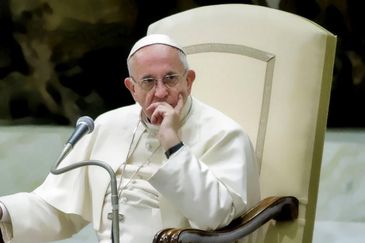 Il Papa torna sul tema della salute e chiede dignità per chi soffre