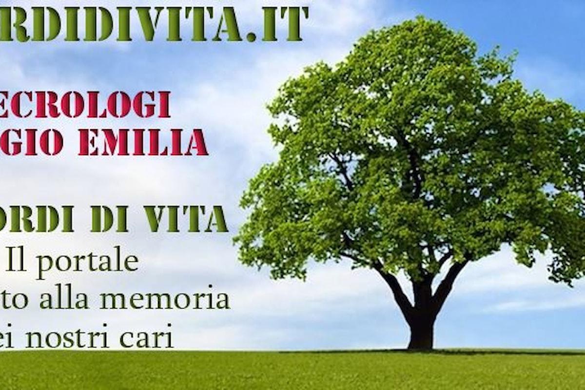 Necrologie Reggio Emilia