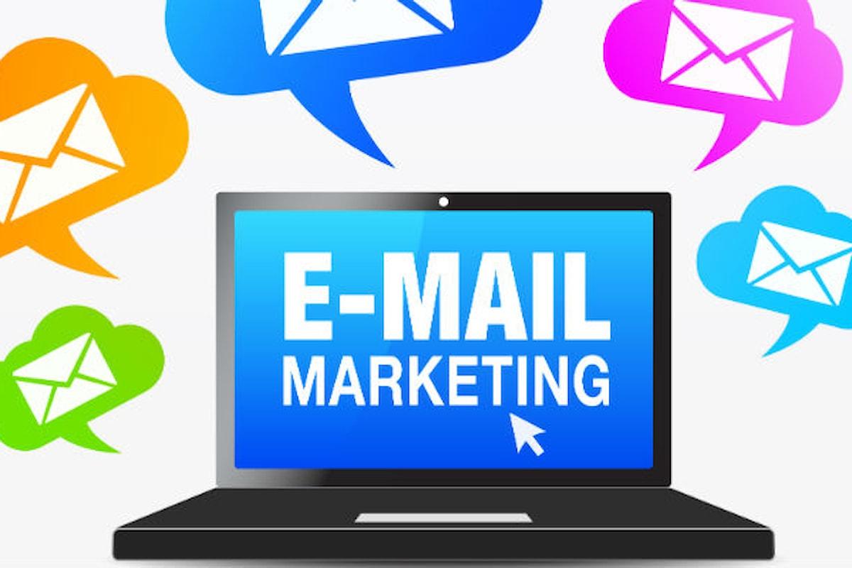 Email marketing, quando l'oggetto è la chiave primaria per la conversione