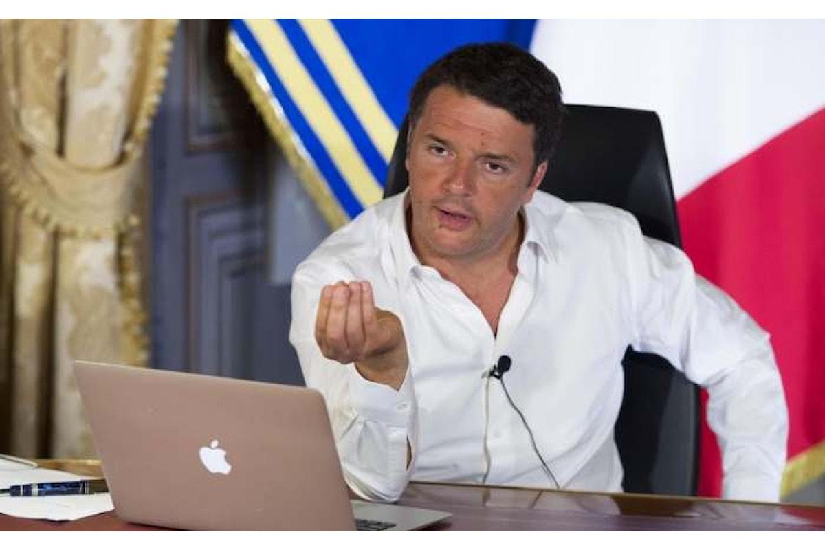 La democrazia in Italia ai tempi di Matteo Renzi