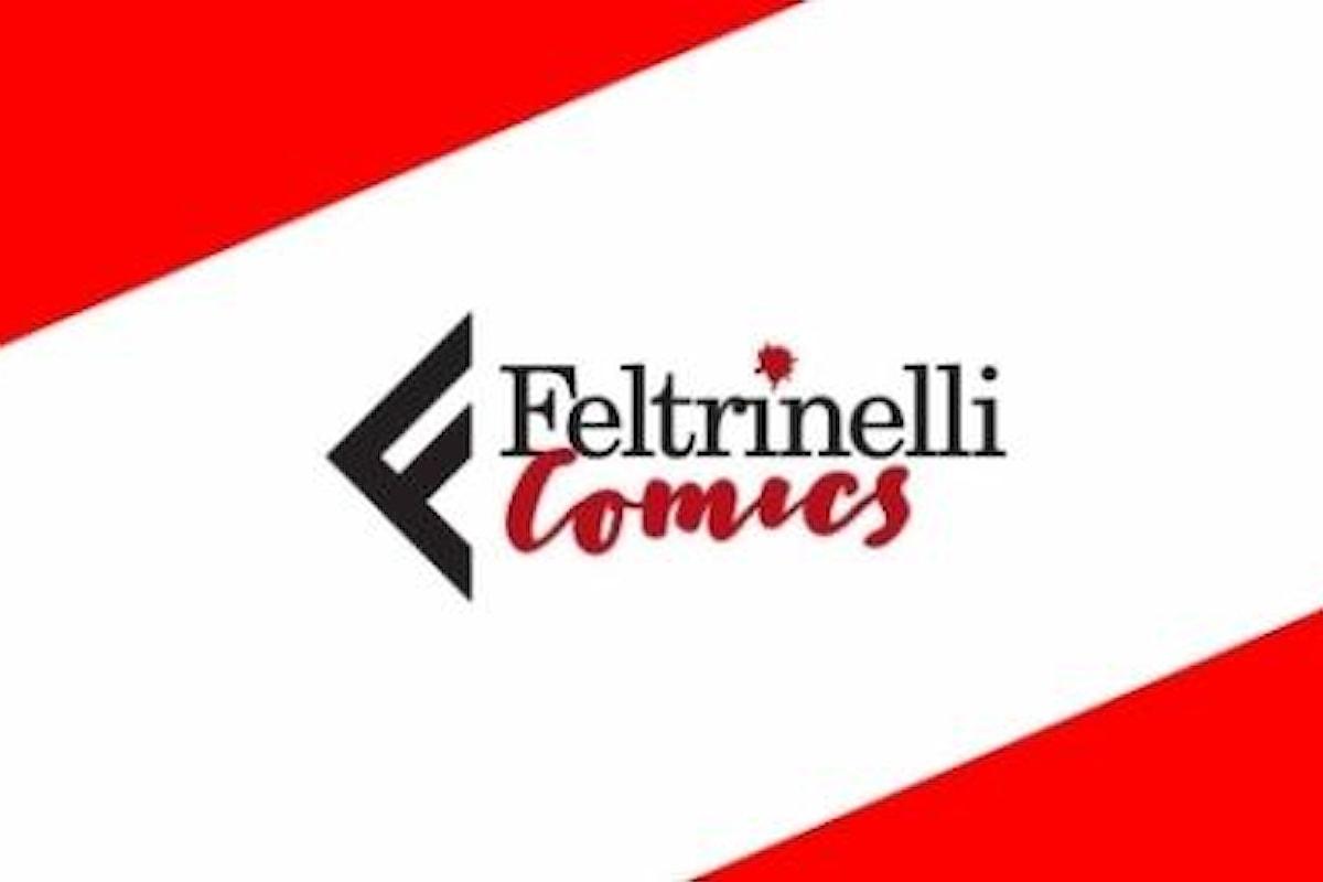 Feltrinelli Comics, arriva una nuova collana dedicata a graphic novel e fumetti con nomi illustri anche della letteratura