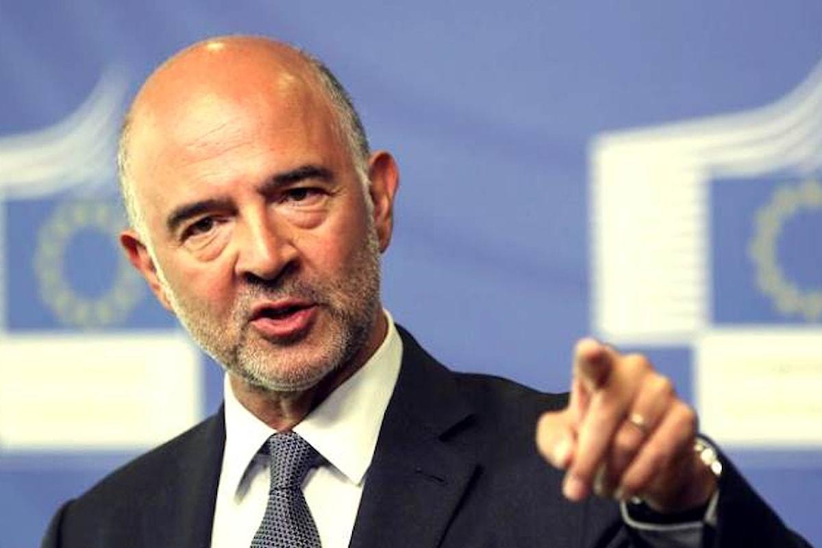 È arrivato il giudizio della Commissione Ue sulla manovra del popolo: deviazione senza precedenti nella storia del Patto di stabilità