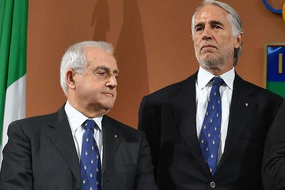 Malagò nominato ufficialmente commissario straordinario della Lega di Serie A