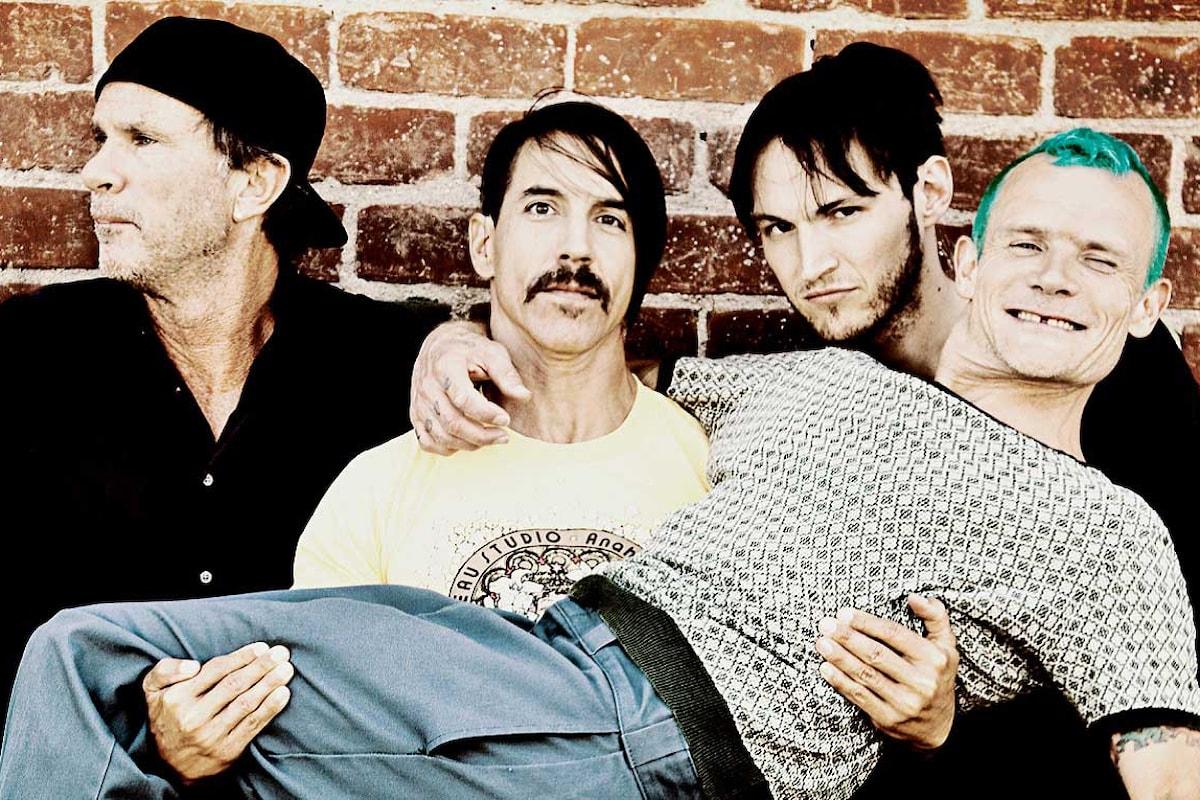 La Band californinia iperattiva: Tornano i Red Hot Chili Peppers con grandi novità