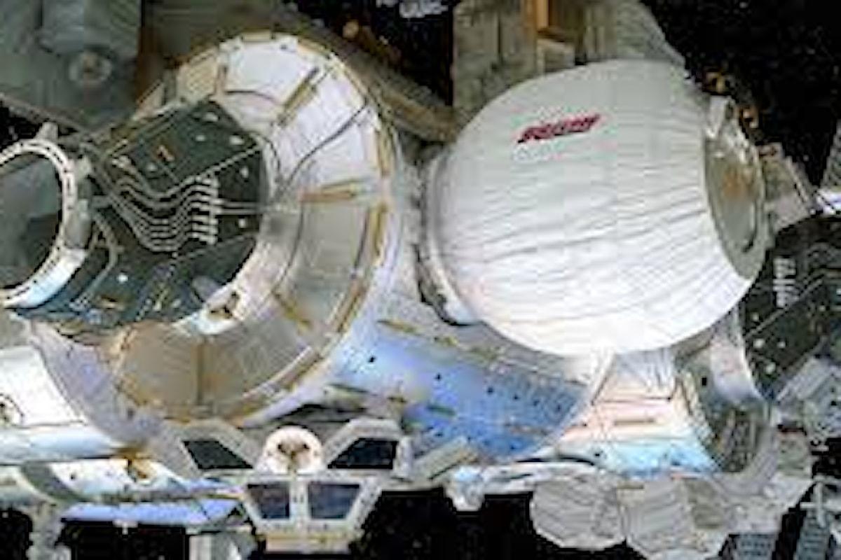 Modulo abitativo gonfiabile testato dalla Nasa sulla Stazione Spaziale Internazionale