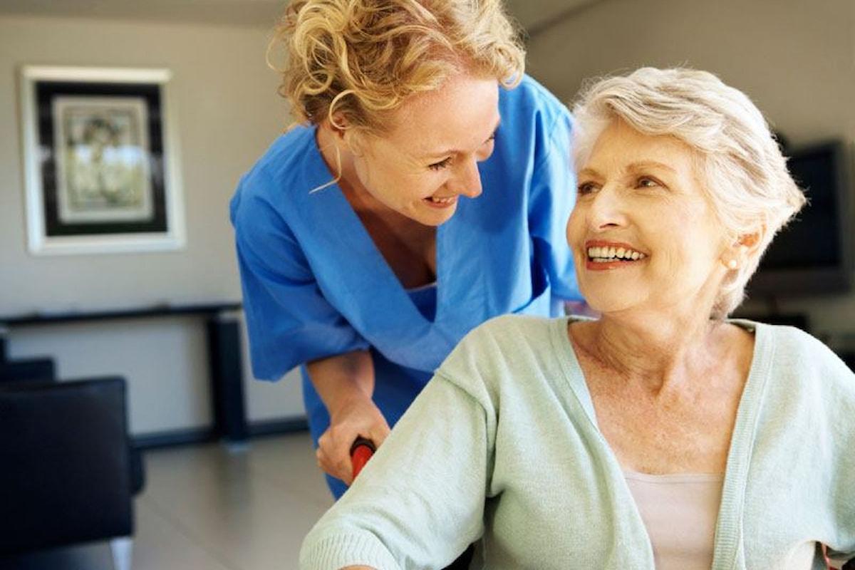 Lavorare con i malati di Alzheimer: la storia di un OSS