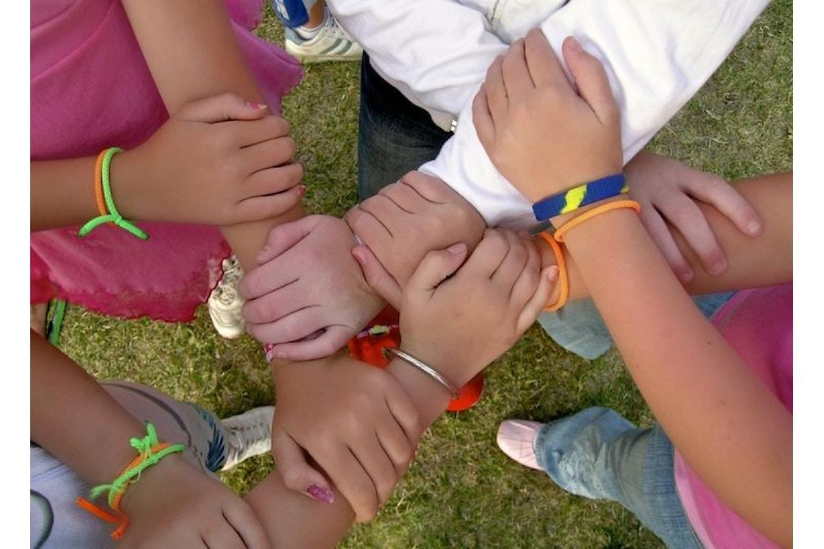 Nel Nord America gli scolari fanno team building