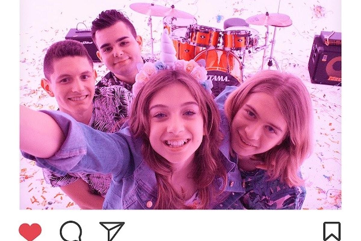 """WATT: """"INSTA FESTA"""" è il nuovo singolo pop elettronico della rock band di giovanissimi"""