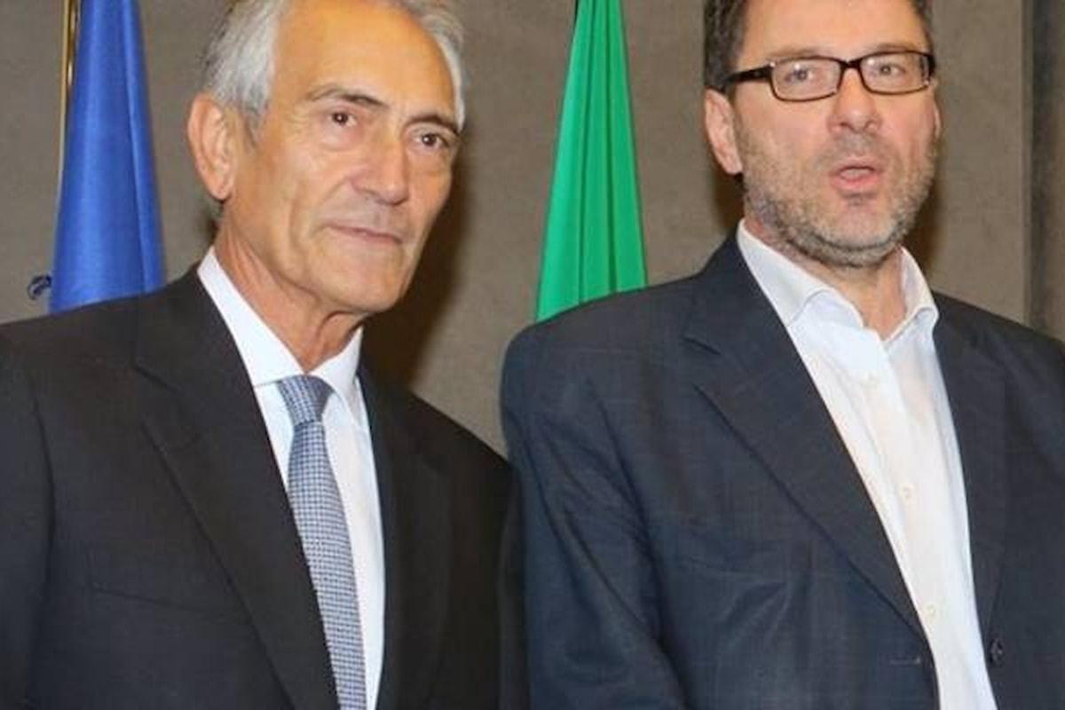 Governo, Figc e Lega Serie A si sono accordati per la valorizzazione dei giovani calciatori