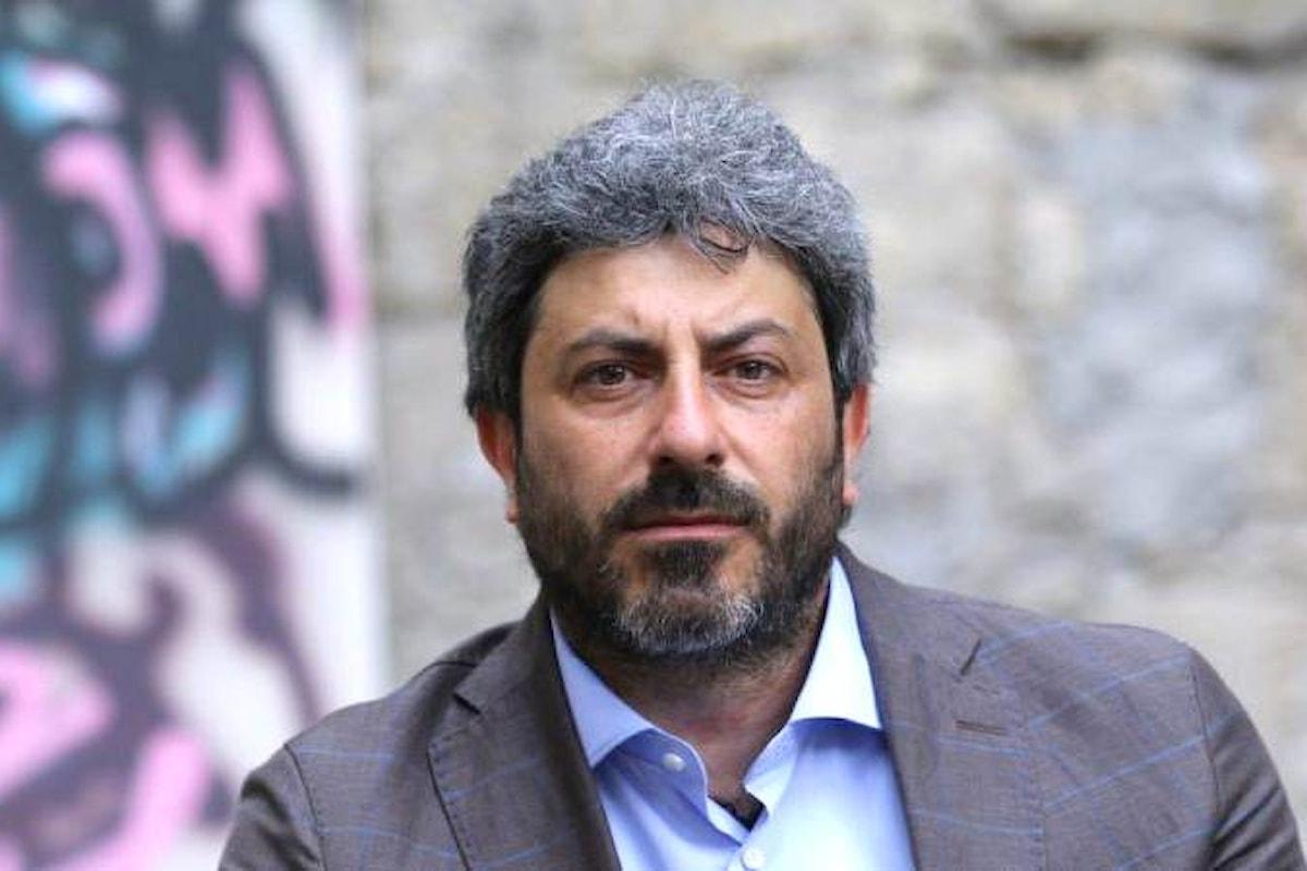 Roberto Fico, contro la sindaca Casanova, annuncia 60mila euro per i bimbi di Lodi