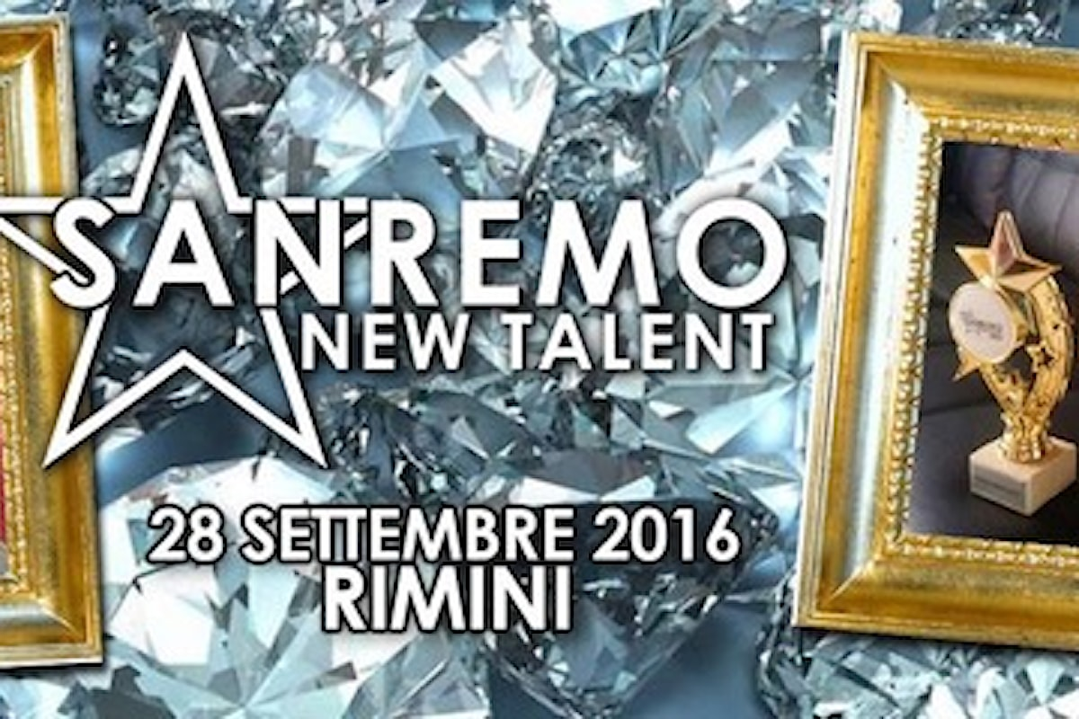 SNT, Sanremo Newtalent, il nuovo contest di Devis Paganelli. Il 28 settembre la finale, all'Altro Mondo Studios - Rimini