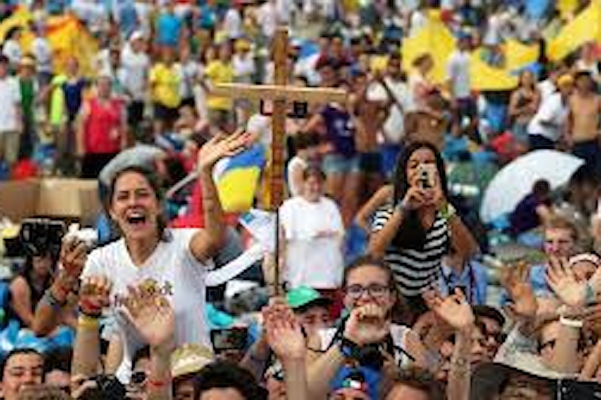 Papa Francesco: Gesù ti proietta sempre all'orizzonte e mai al museo