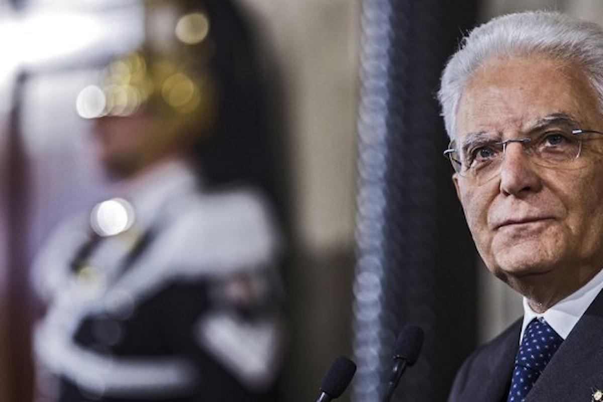 Tutti da Mattarella, al via le consultazioni per formare il nuovo Governo