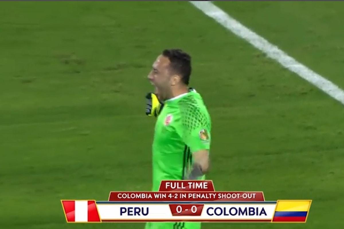 La Colombia e gli Stati Uniti volano in semifinale di Coppa America
