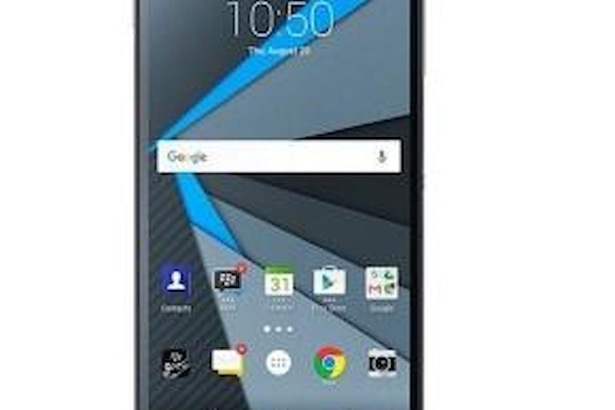 Blackberry Neon - Hamburg, svelato ufficialmente il nuovo modello di smartphone: tutti i dettagli