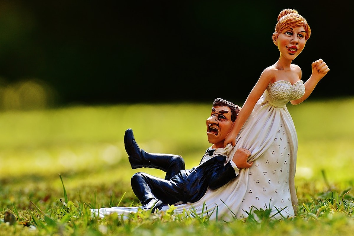 Sesso dopo il matrimonio: i miei 5 segreti per farlo come prima e più di prima.