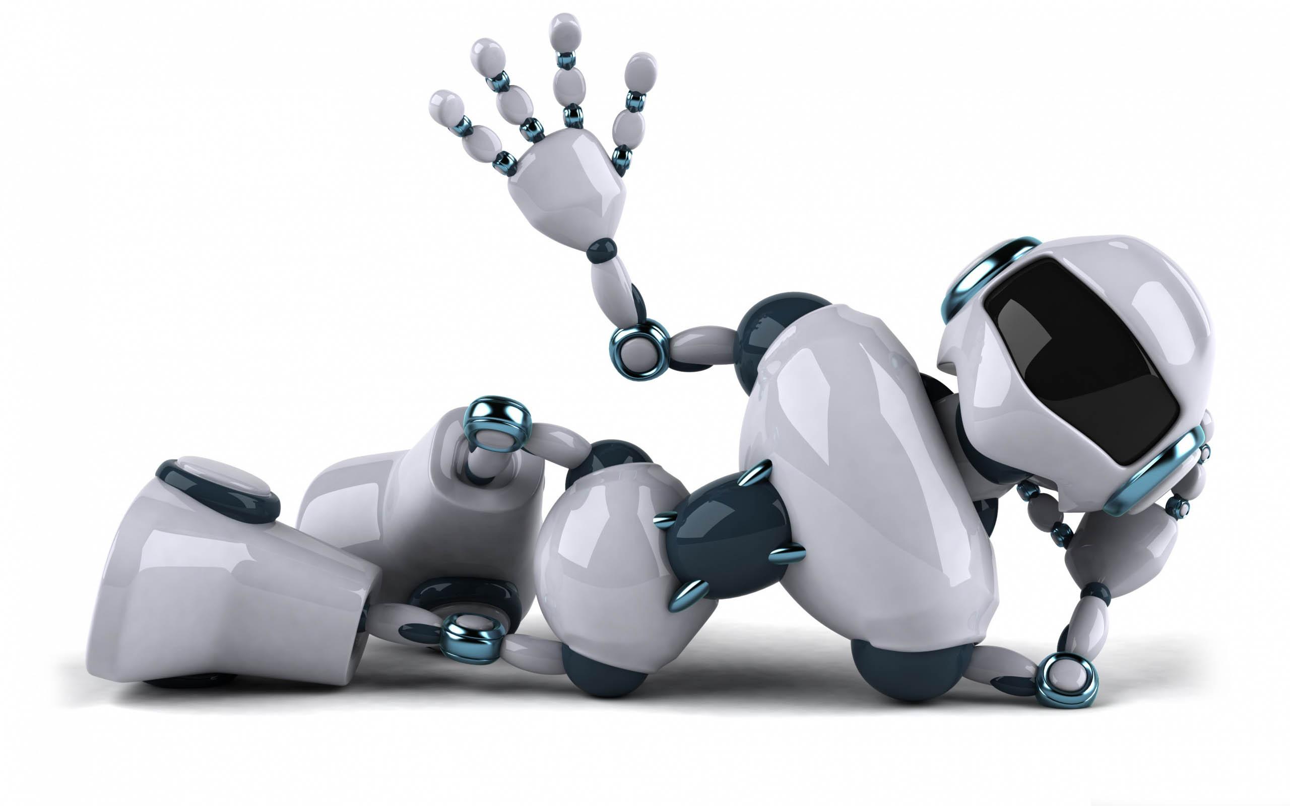 Il pianeta dei robot