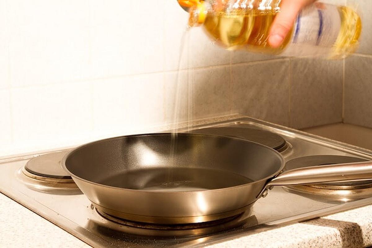 Una classifica dettagliata degli oli migliori e peggiori da usare in cucina