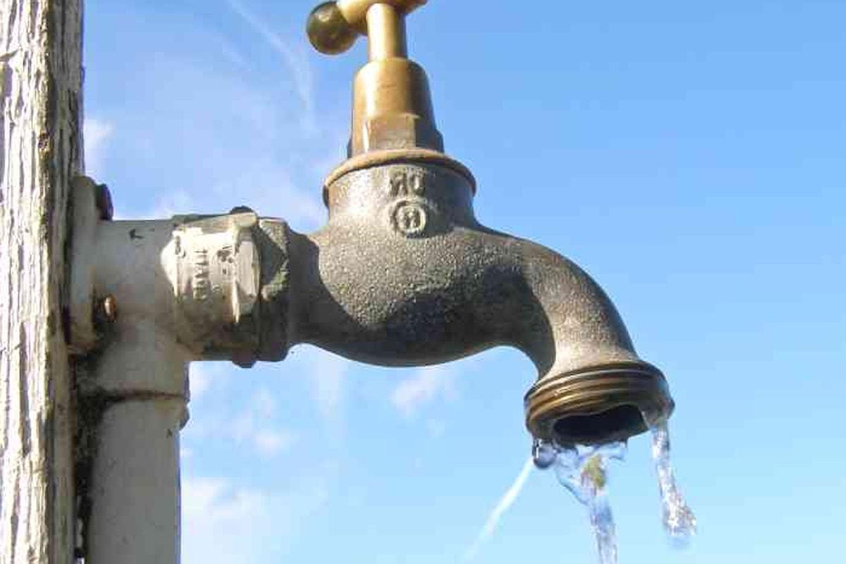 22 marzo, Giornata mondiale dell'acqua. I dati del consuno in Italia