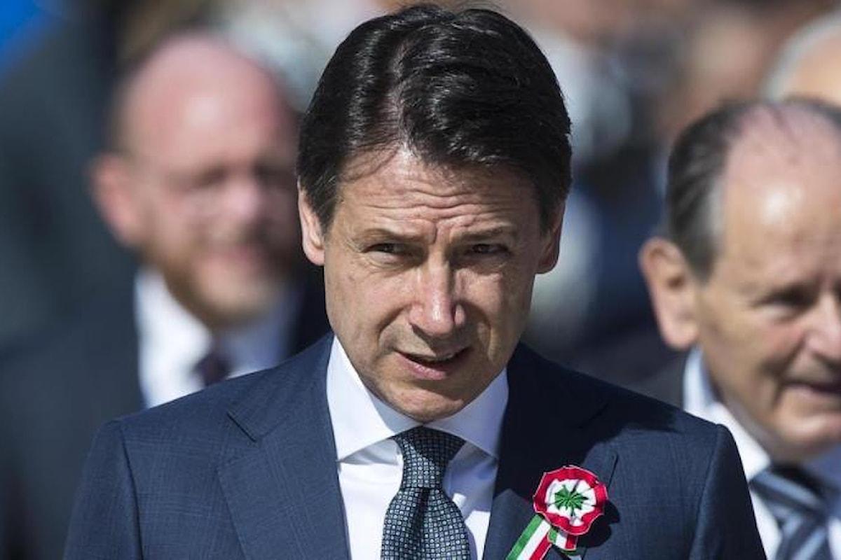 Il Governo continua a sfruttare il crollo del ponte Morandi a Genova per fare propaganda politica
