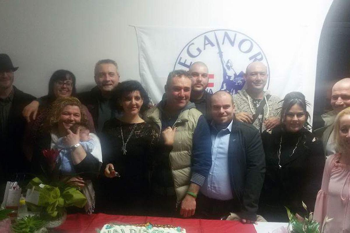 Inaugurata a Vecchiano (Pisa) la sede di Lega Nord Val di Serchio