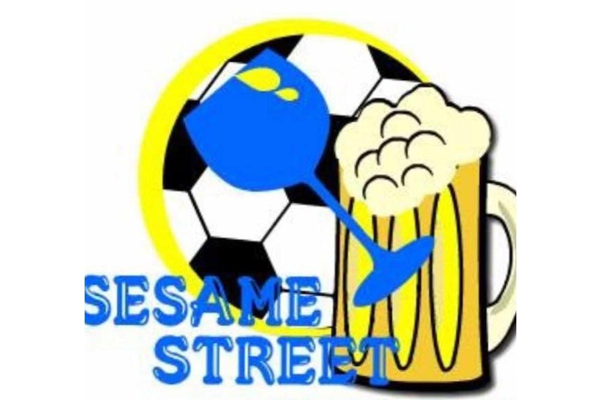 Pareggio in rimonta per Sesame Street