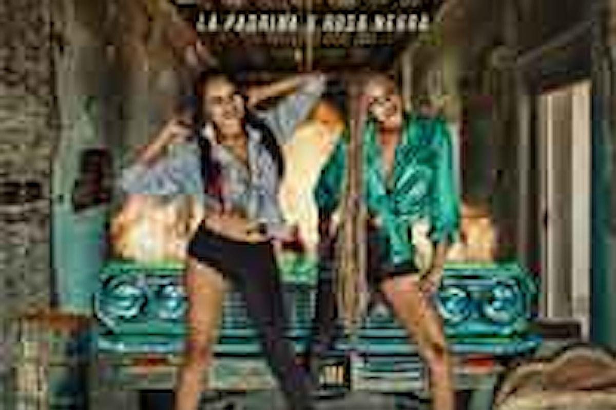 La Padrina & Rosa Negra... e il ritmo è tropicale