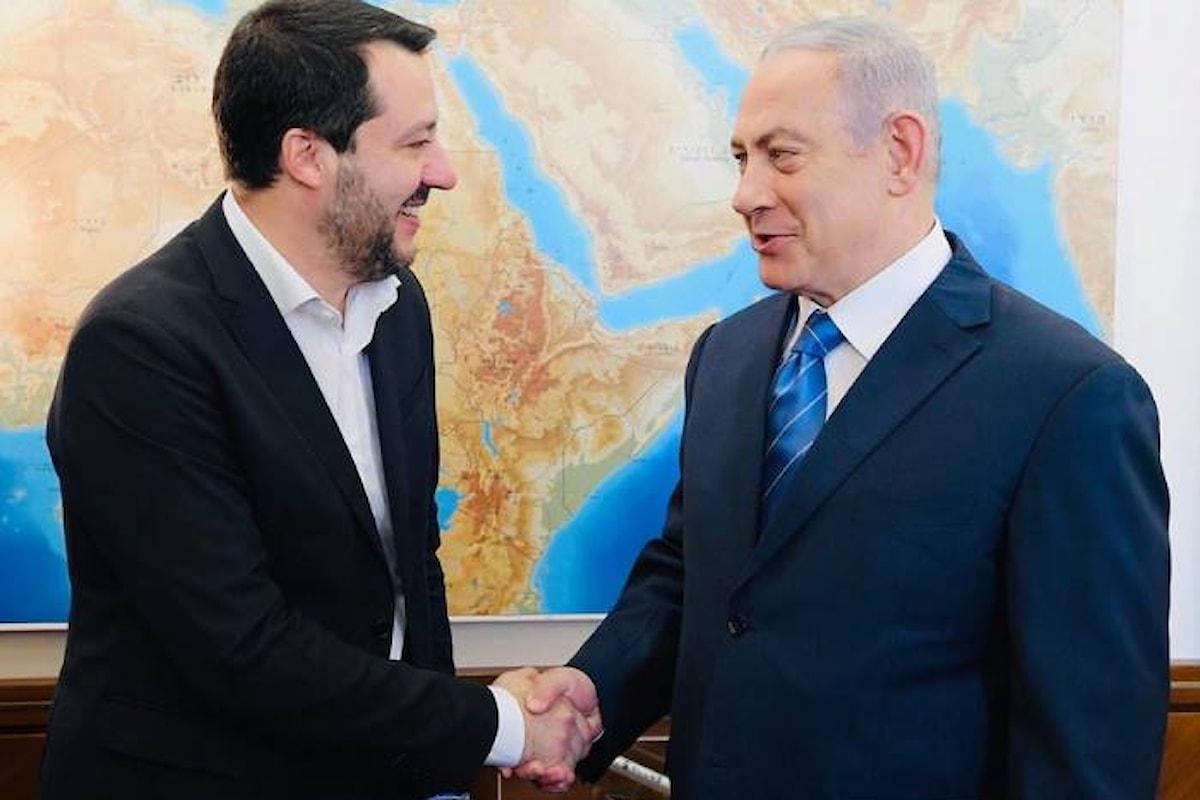 L'ignorante Salvini definisce gli Hezbollah terroristi islamici e mette a rischio la missione Unifil