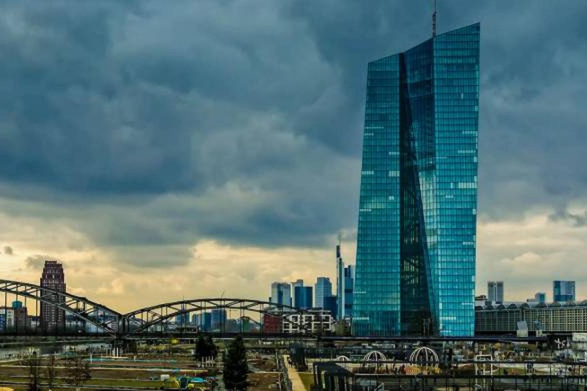 Rilasciato il Bollettino Economico della BCE di marzo 2016