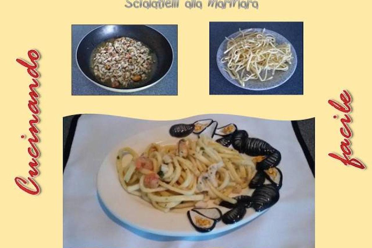 CUCINA e RICETTE - Scialatielli alla Marinara