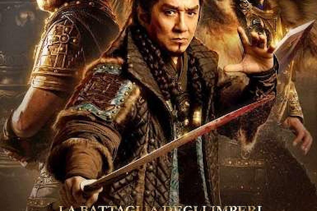 Recensione di DRAGON BLADE il film di Daniel Lee con Jackie Chan