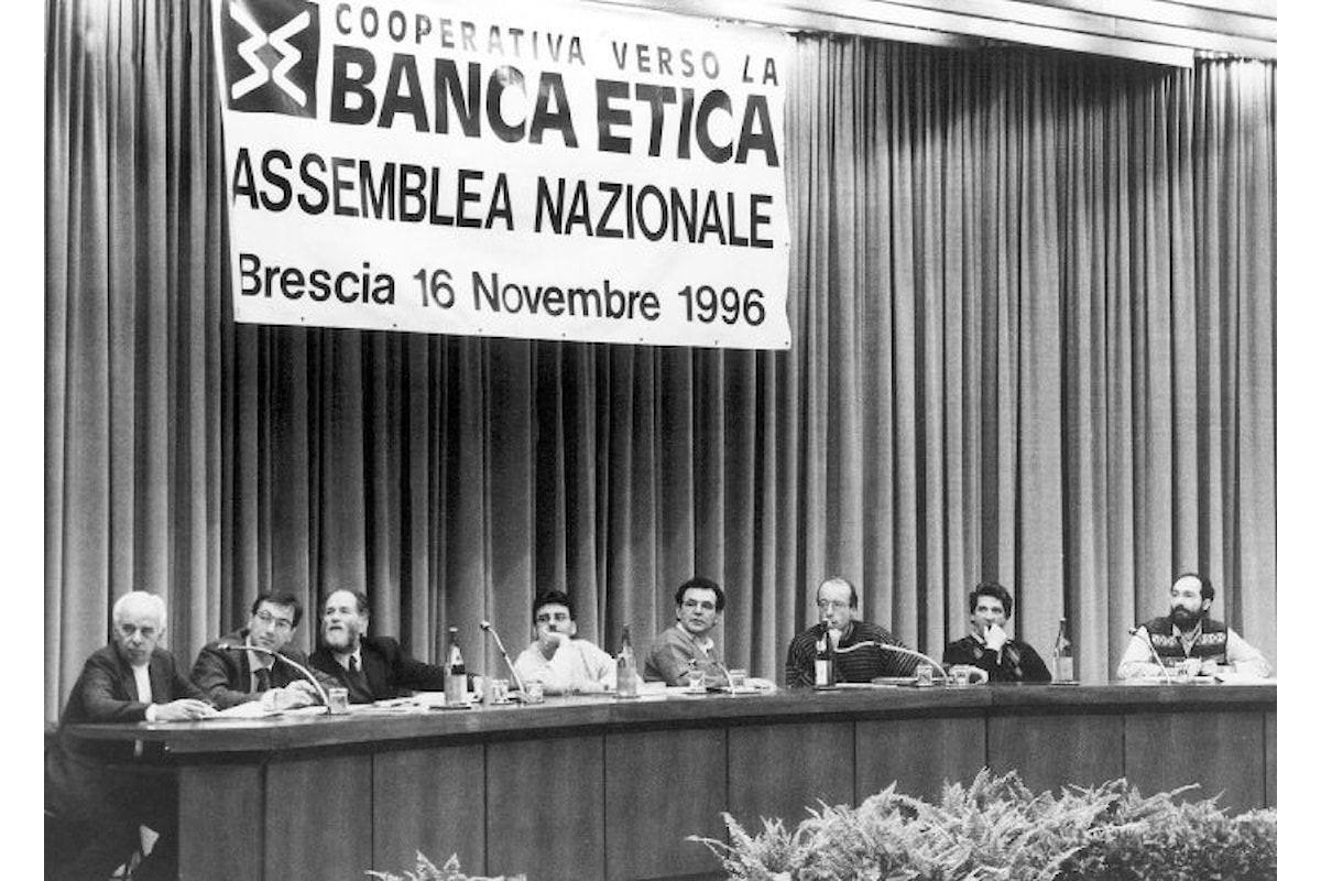 Positivo il bilancio di Banca Etica per il primo semestre 2017