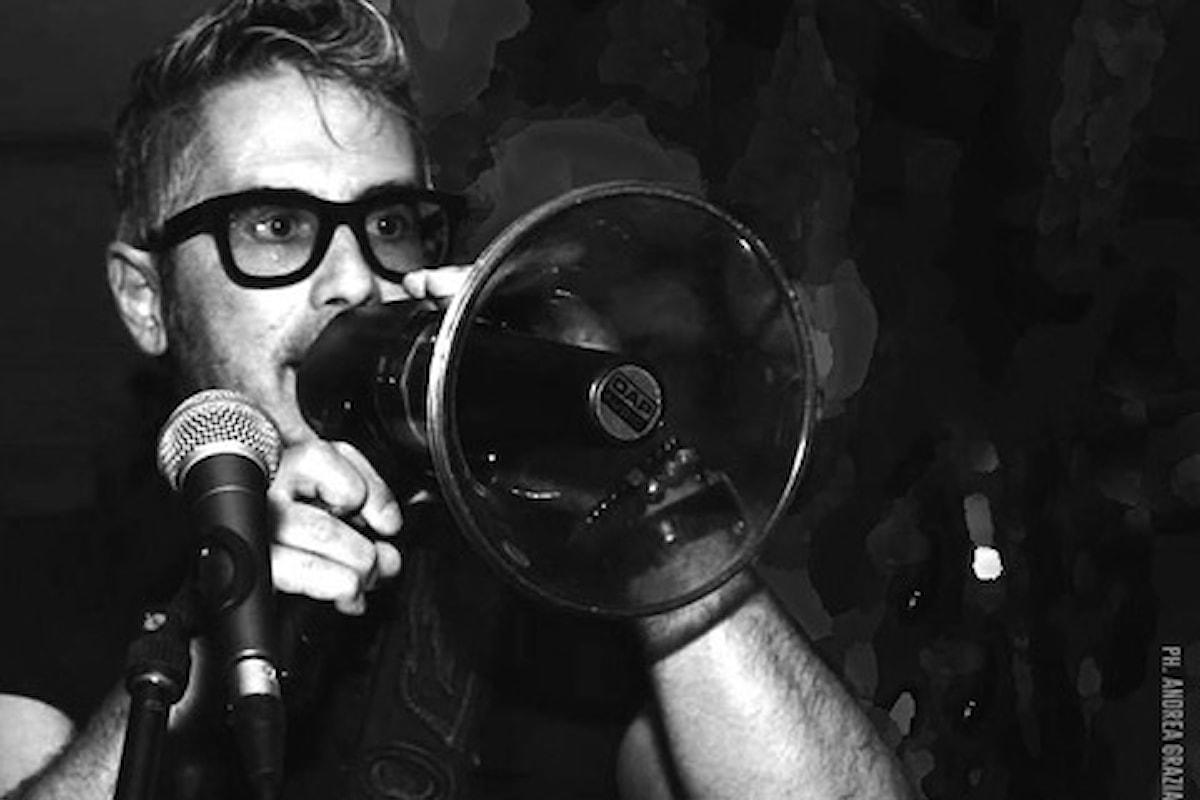 Alberto Salaorni & Al-B.Band: continua il Megaphone Tour